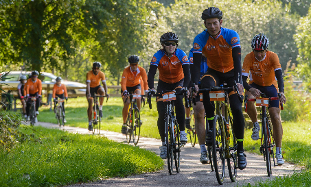 Giro di KiKa Nederland: dé ultieme wielerprestatie in Nederland. Voor beginnende en ervaren wielrenners.